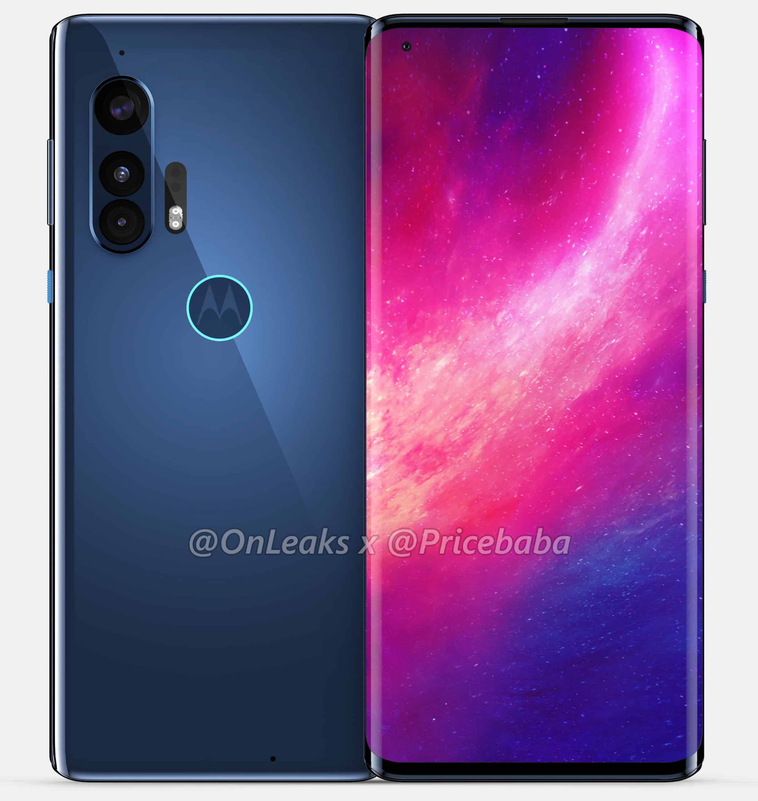 Motorola Edge Plus render leak 1