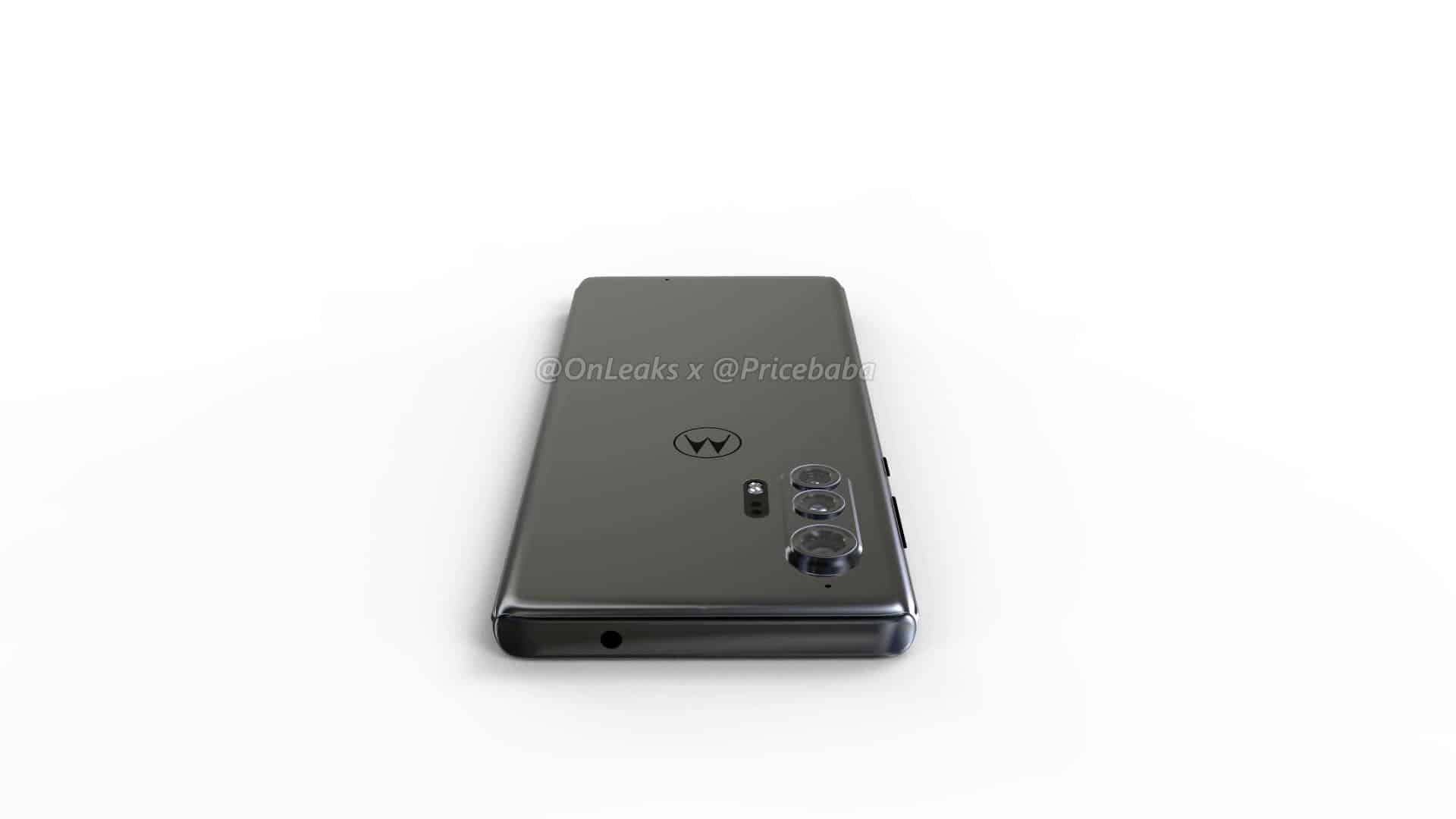 Motorola Edge Plus render leak 16
