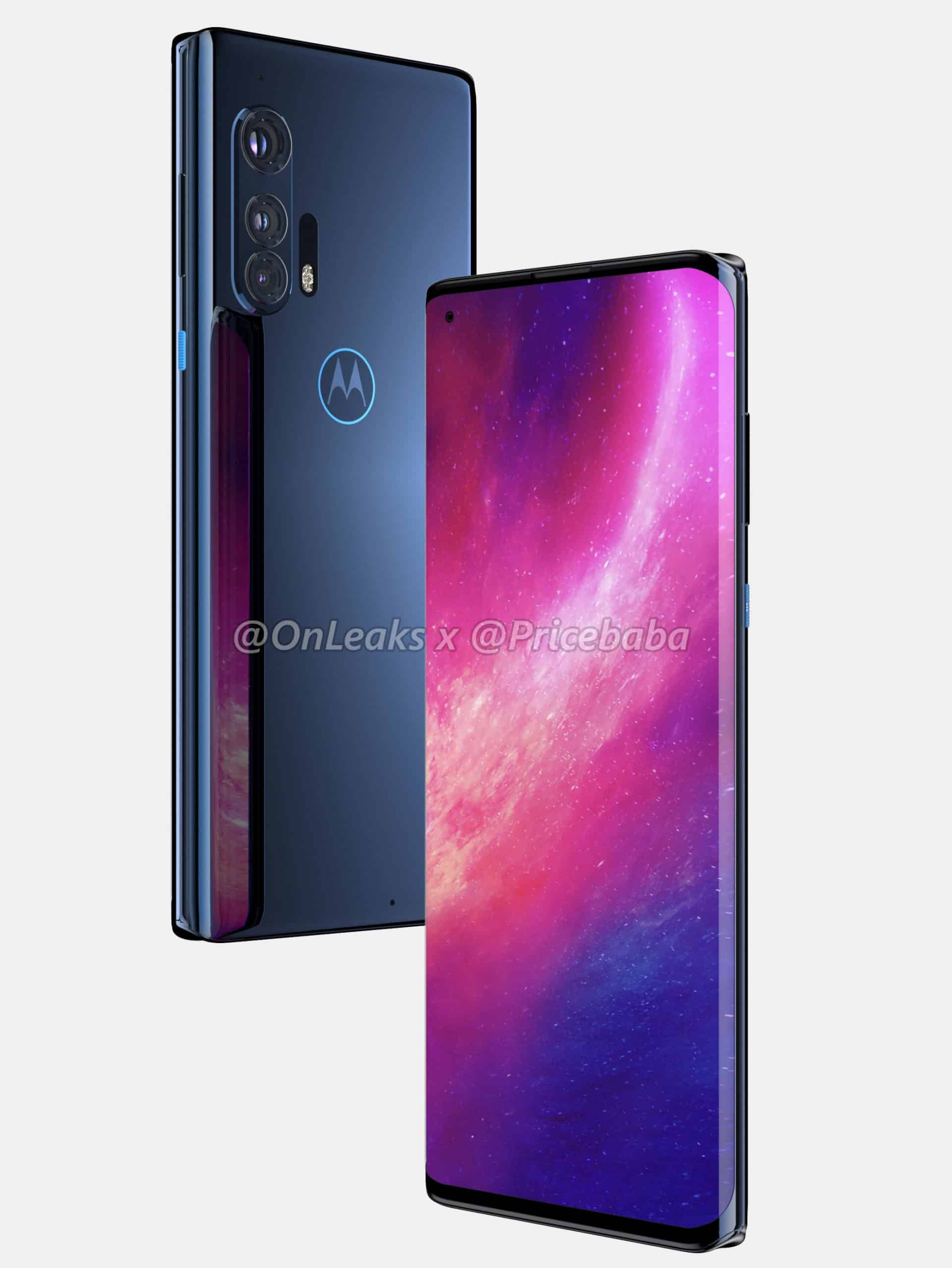 Motorola Edge Plus render leak 4