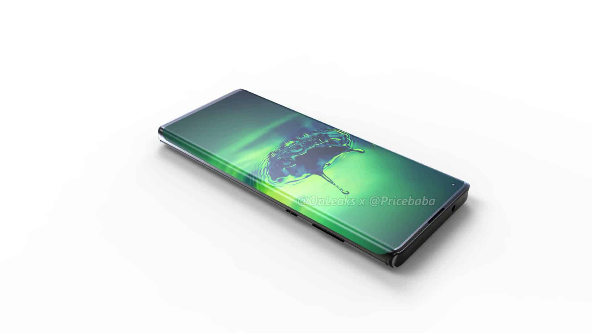 Motorola Edge Plus render leak 7