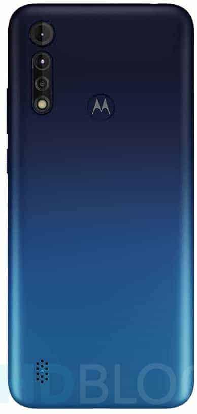 Motorola Moto G8 Power Lite render leak 8