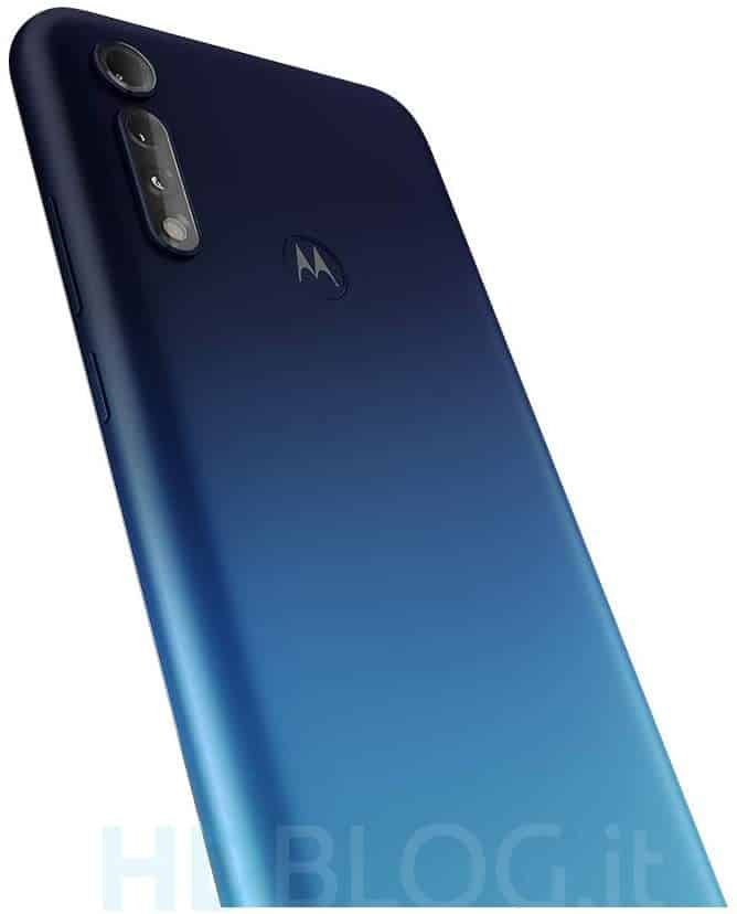 Motorola Moto G8 Power Lite render leak 9