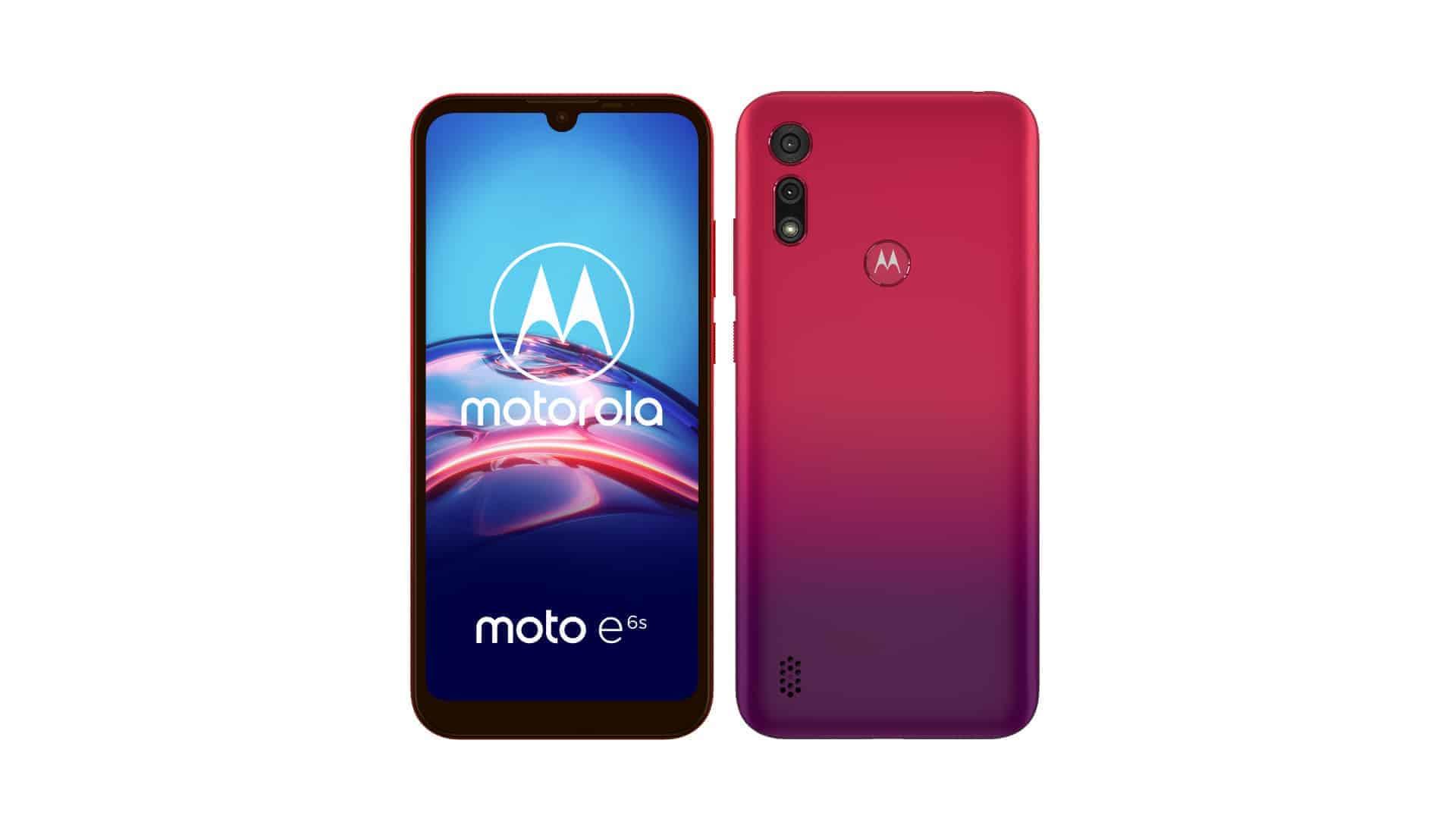 Motorola Moto e6s 10