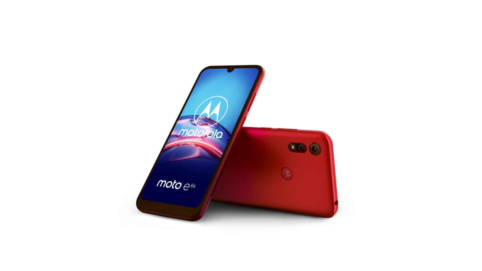 Motorola Moto e6s 14