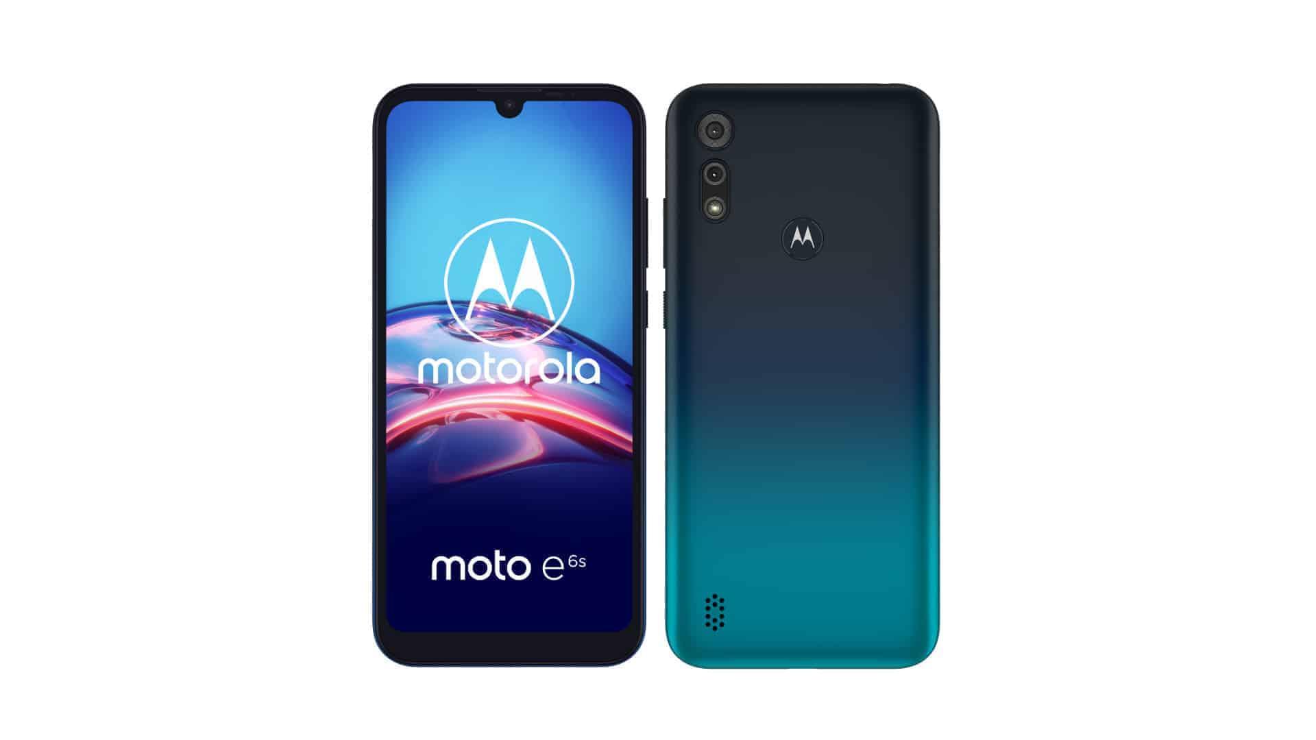 Motorola Moto e6s 4