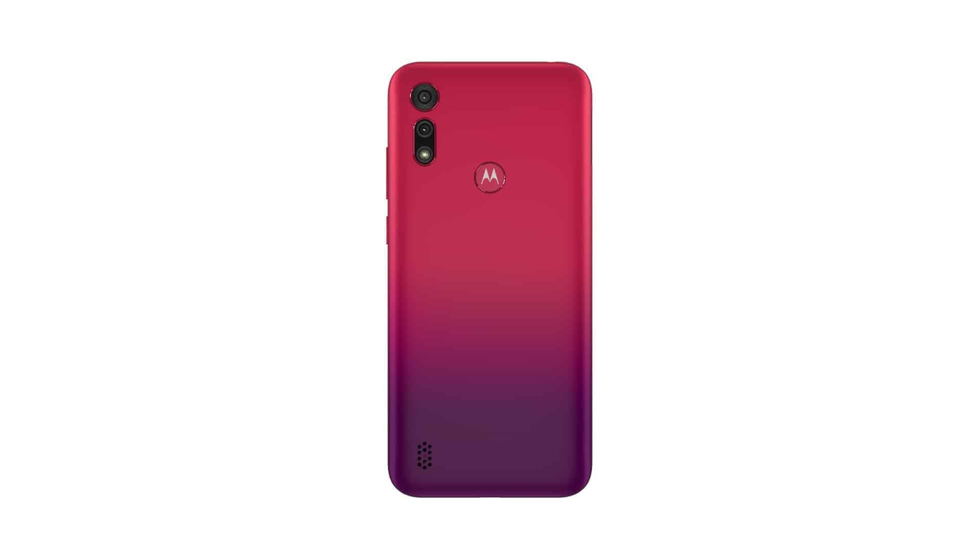 Motorola Moto e6s 5