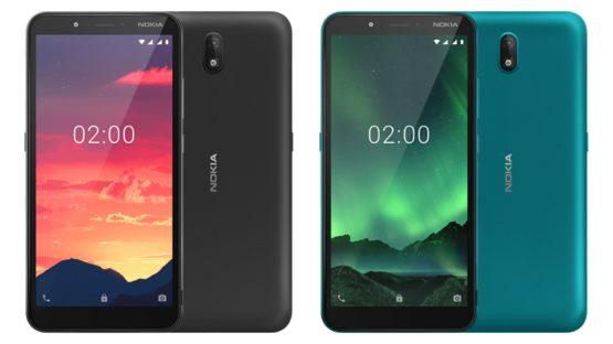 Nokia C2 featured