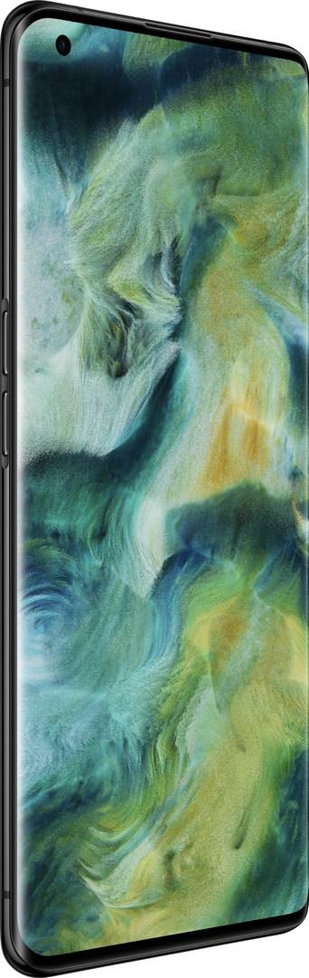 OPPO Find X2 Pro render front Black Ceramics 1