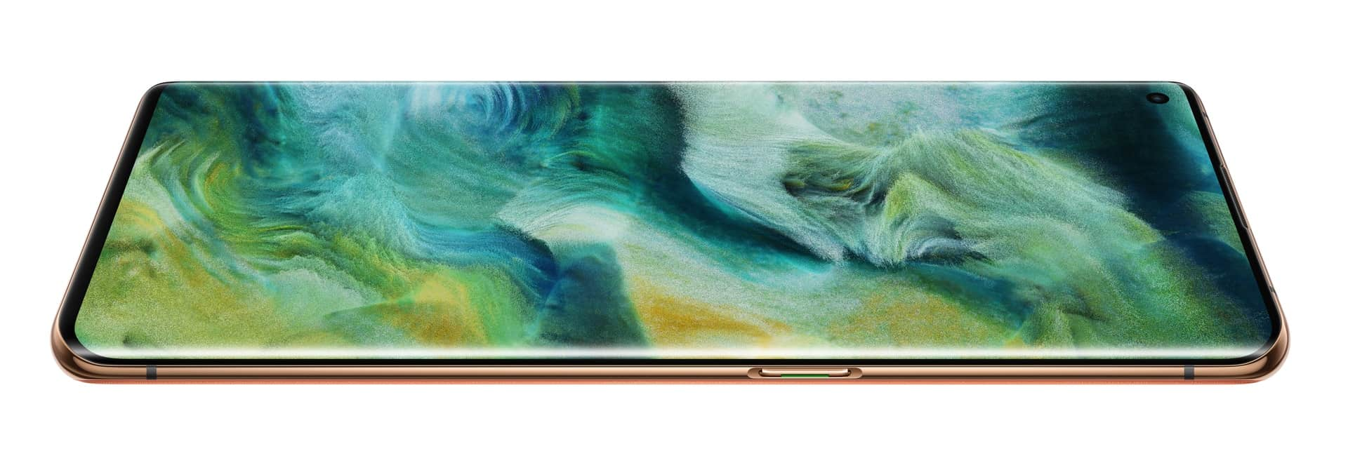 OPPO Find X2 Pro render front Vegan Leather 1