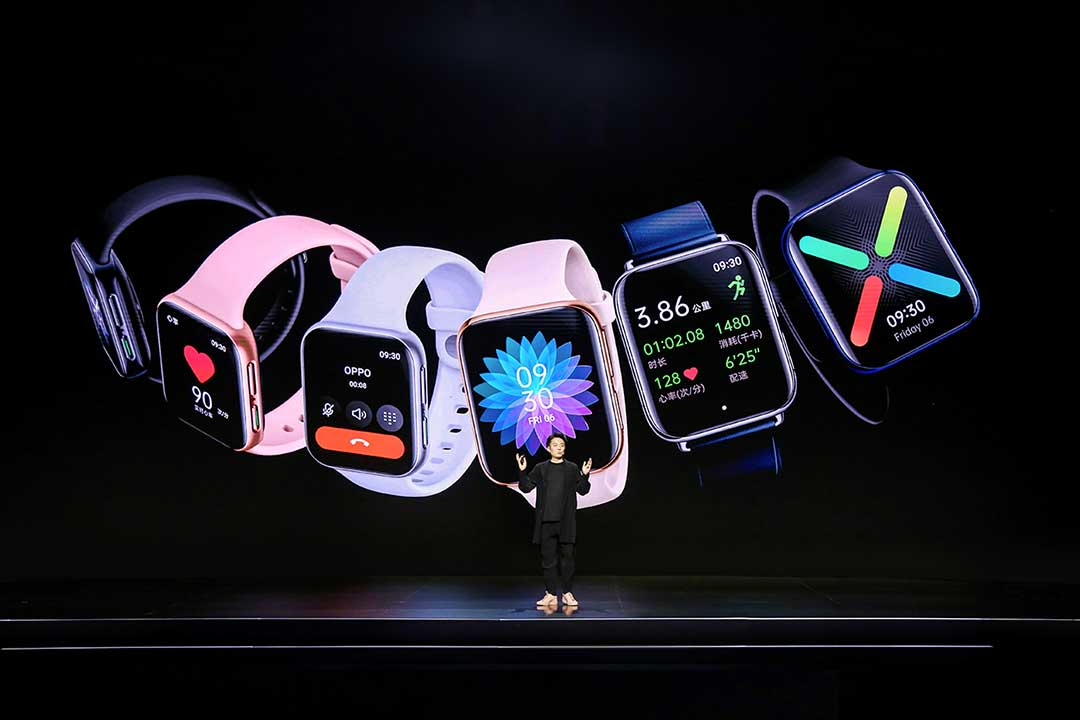 OPPO Watch official image 1
