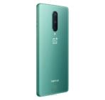 OnePlus 8 Glacial Green render leak 2