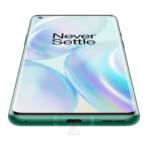 OnePlus 8 Glacial Green render leak 3