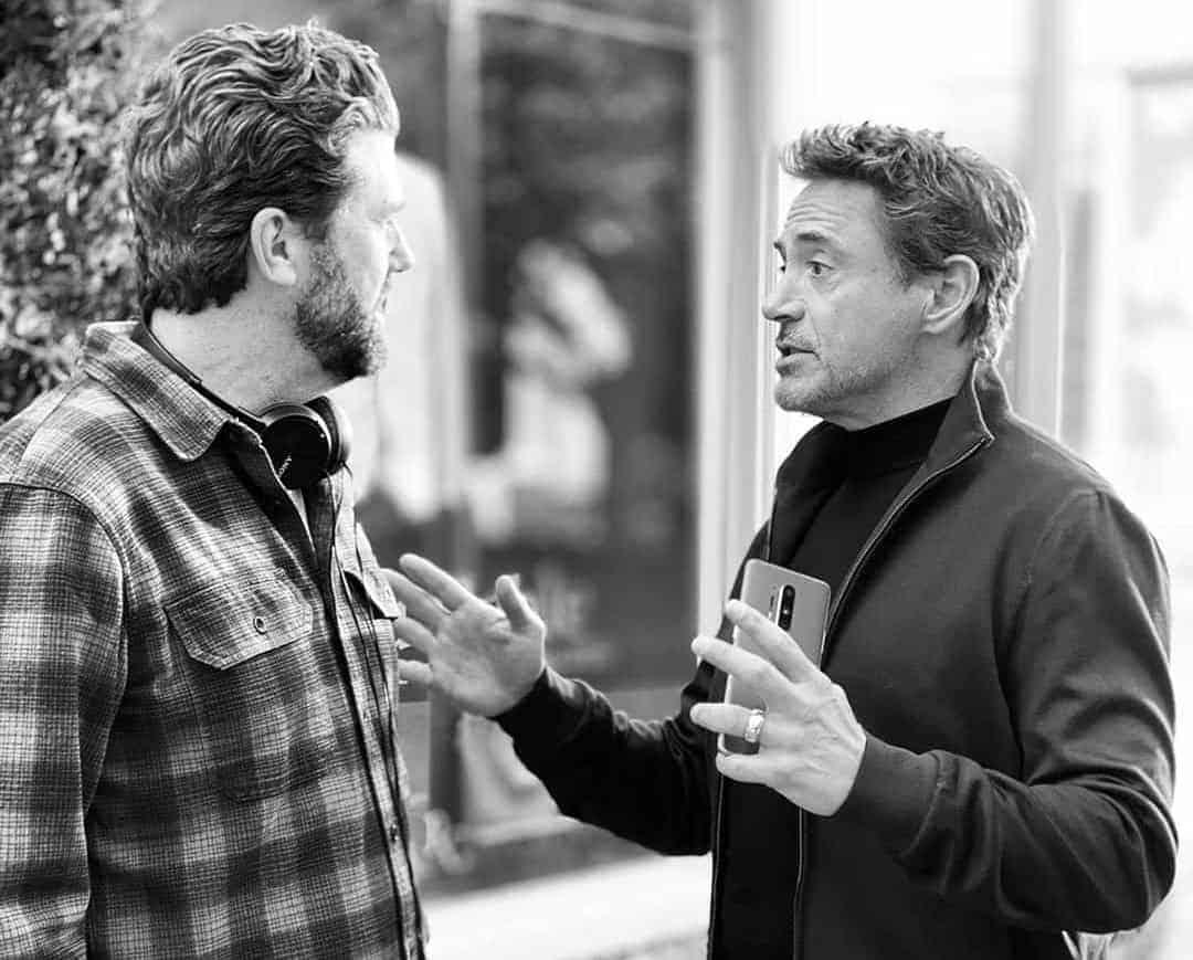 OnePlus 8 Pro Robert Downey Jr photo shoot featured leak 1