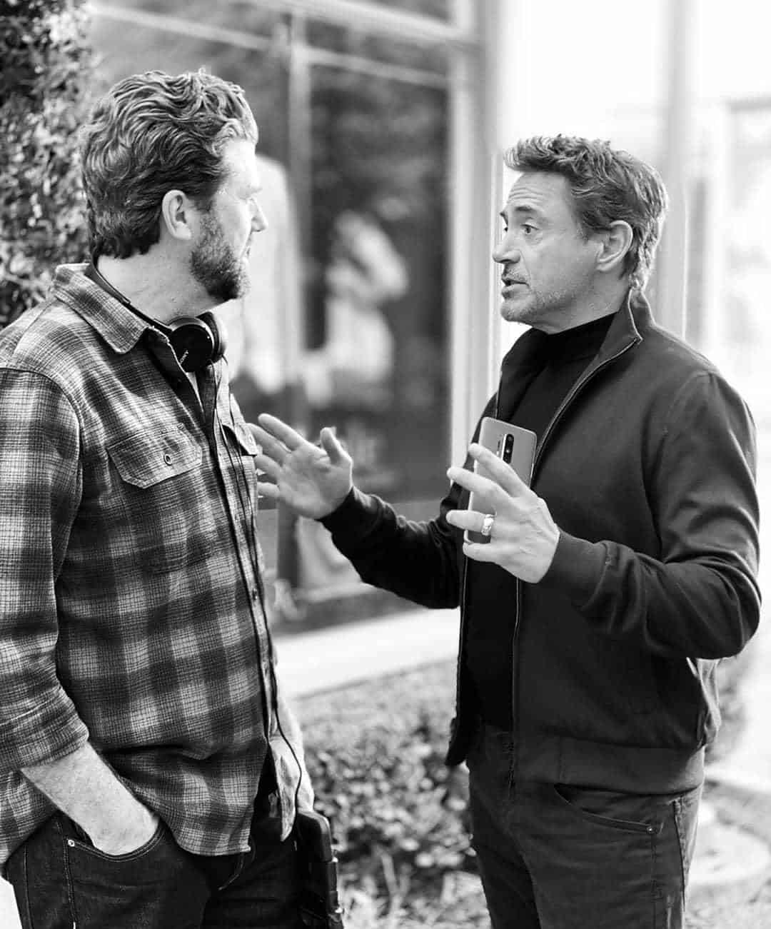 OnePlus 8 Pro Robert Downey Jr photo shoot leak 1