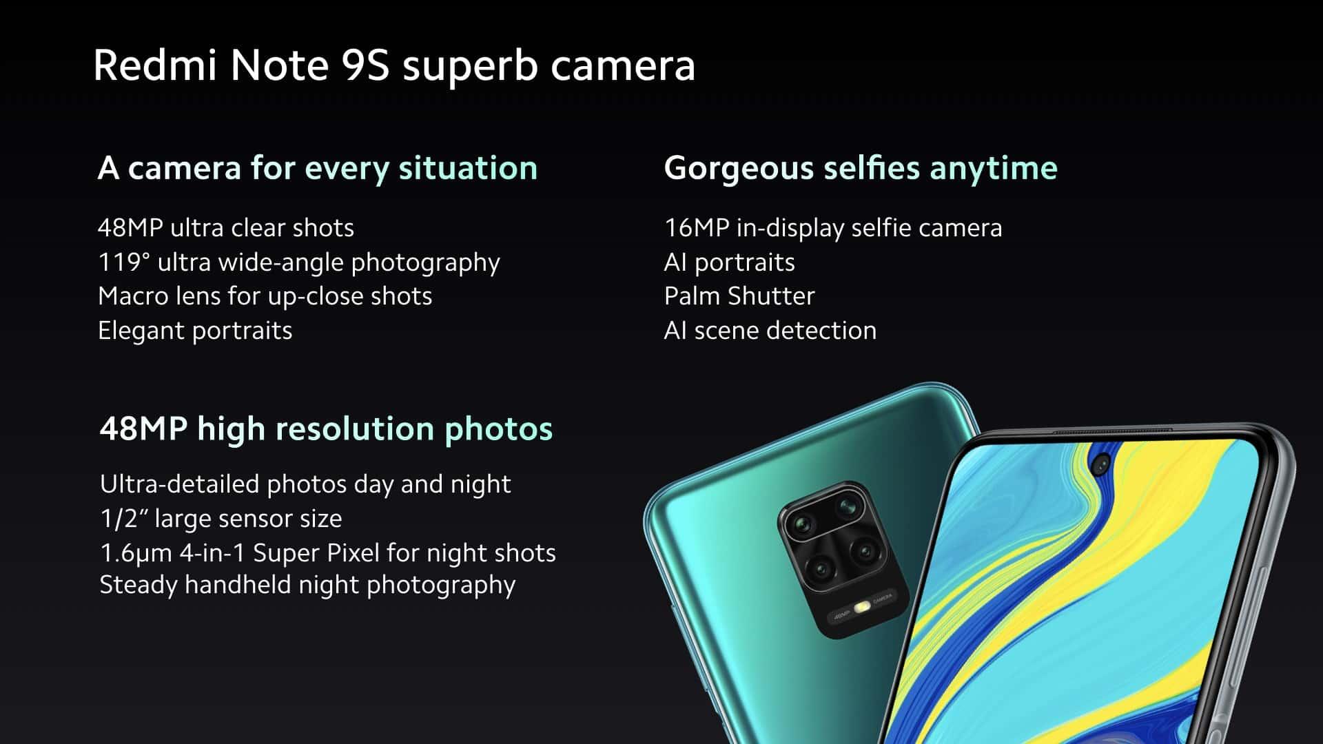 Redmi Note 9S image 10