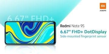 Redmi Note 9S image 12