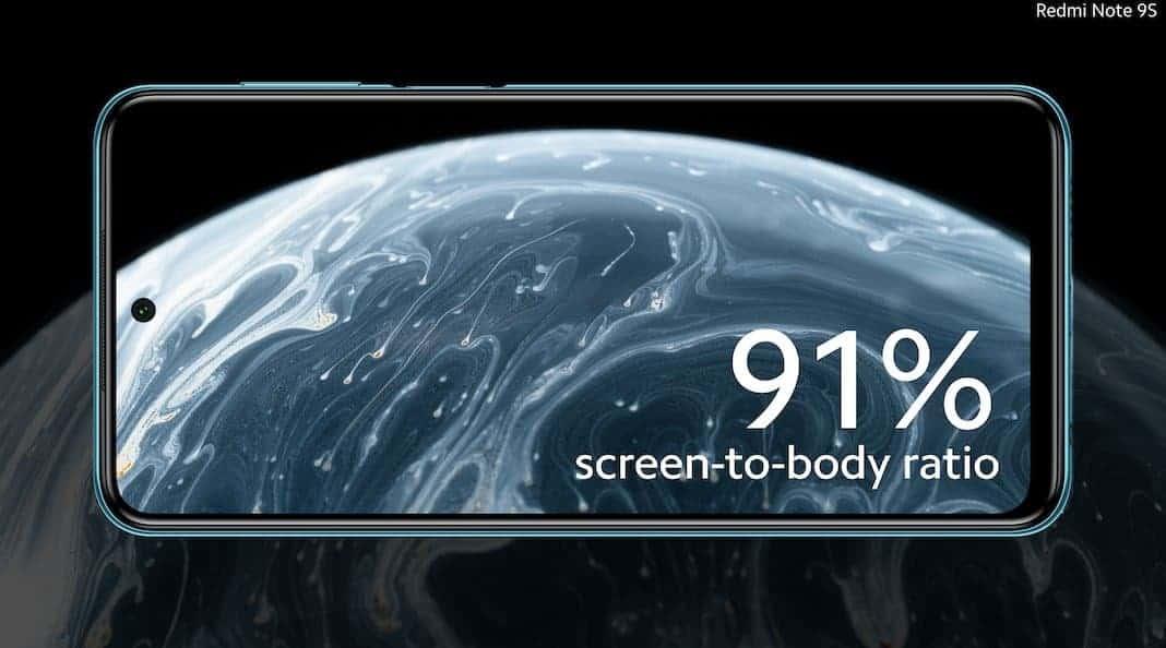 Redmi Note 9S image 2
