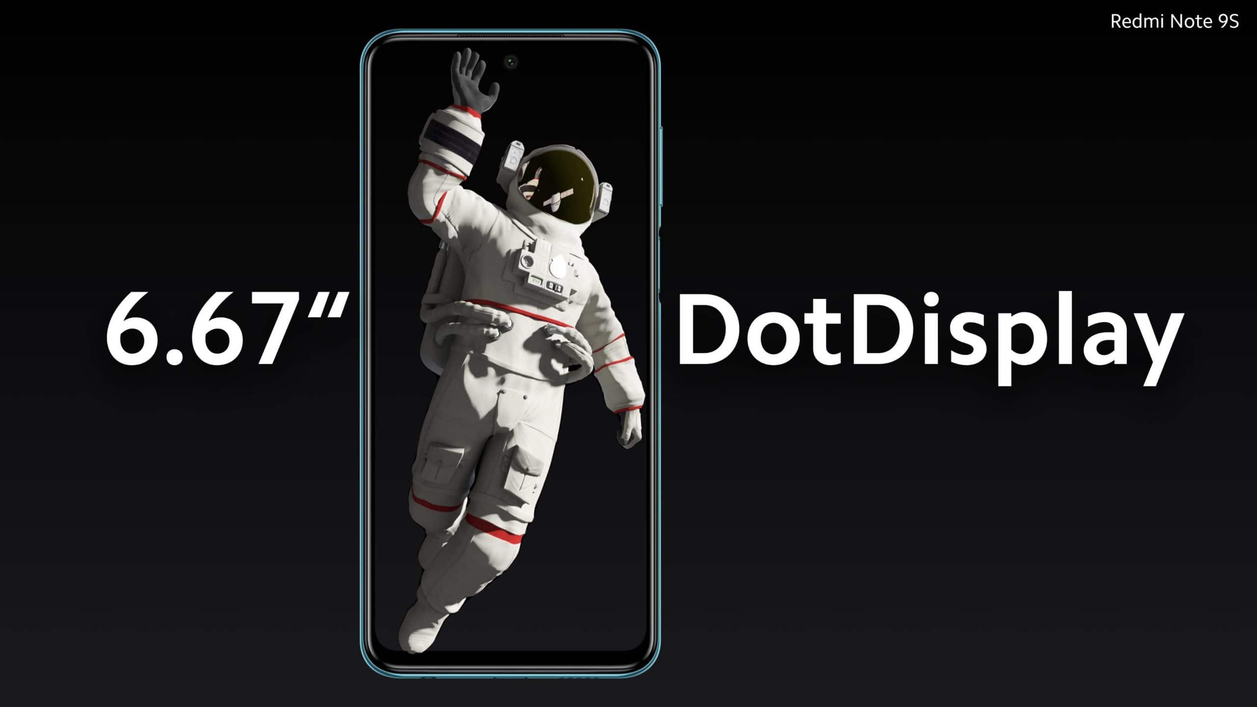 Redmi Note 9S image 3