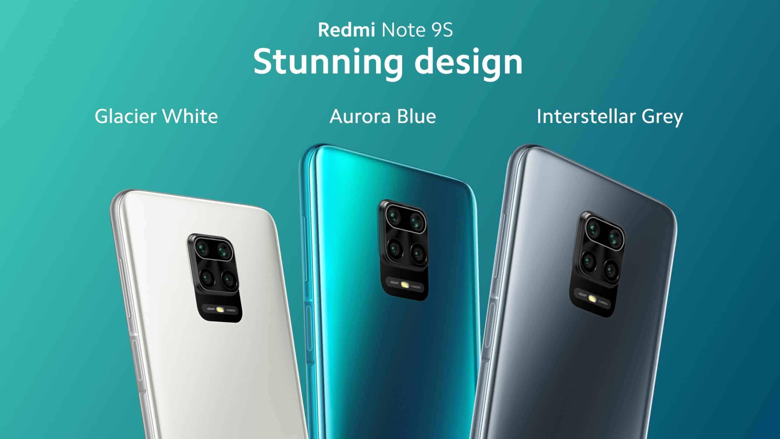 Redmi Note 9S image 6