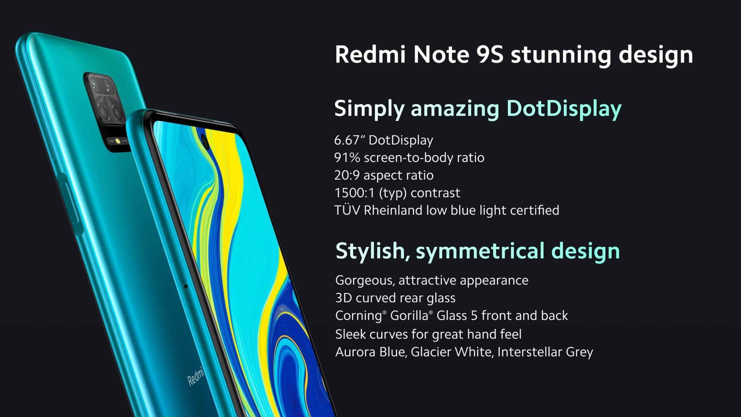 Redmi Note 9S image 7