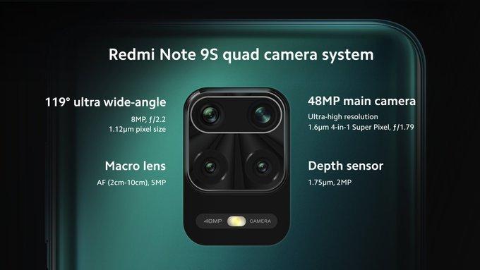 Redmi Note 9S image 9