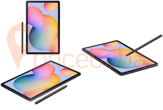 Samsung Galaxy Tab S6 Lite slate grey