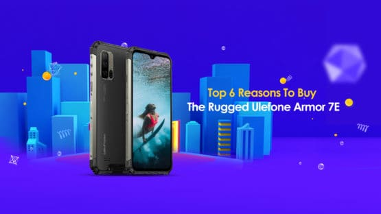 Ulefone Armor 7E reasons to purchase