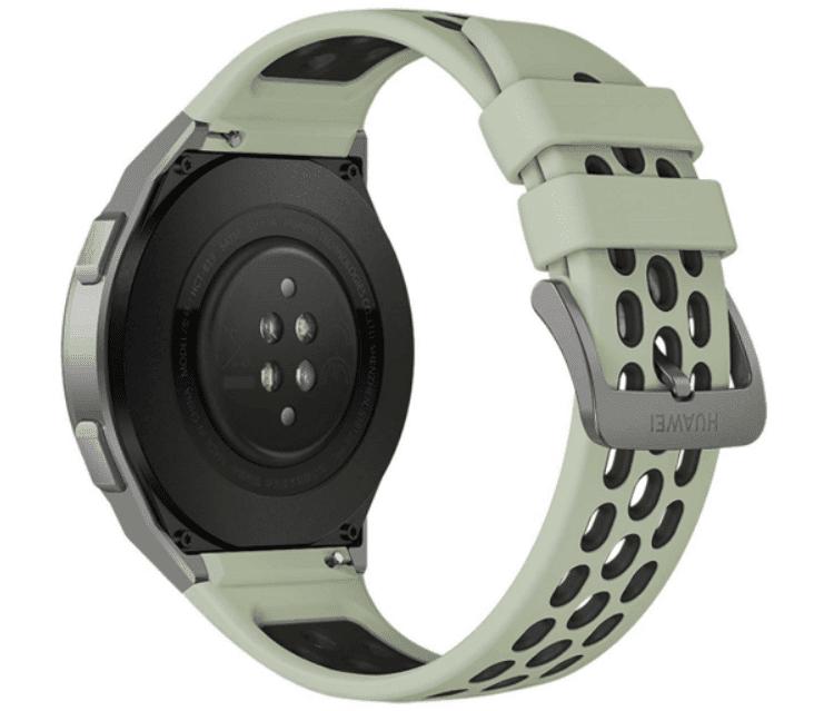 huawei watch gt 2e mint green 2