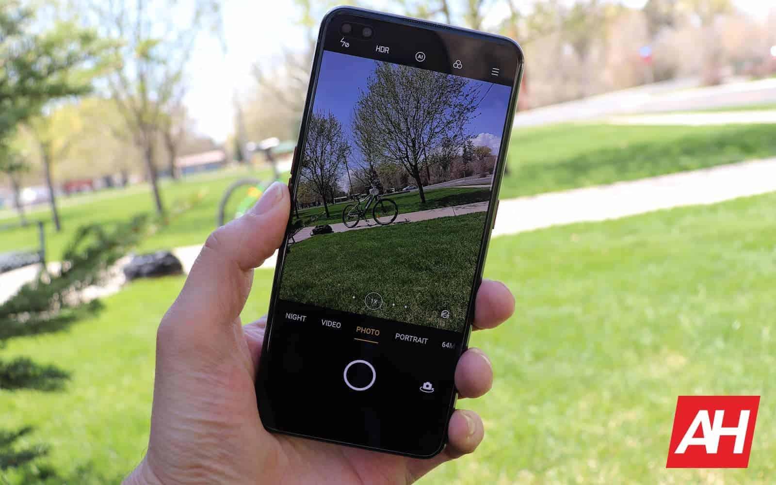 08 Realme X50 Pro Review Camera