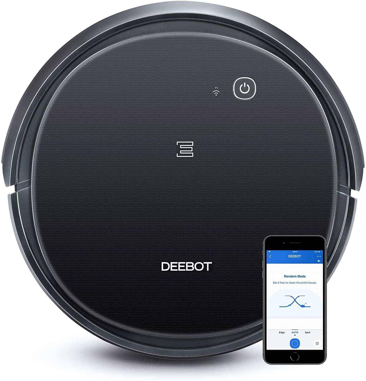Ecovacs DEEBOT 500 Robot Vacuum Cleaner - Amazon