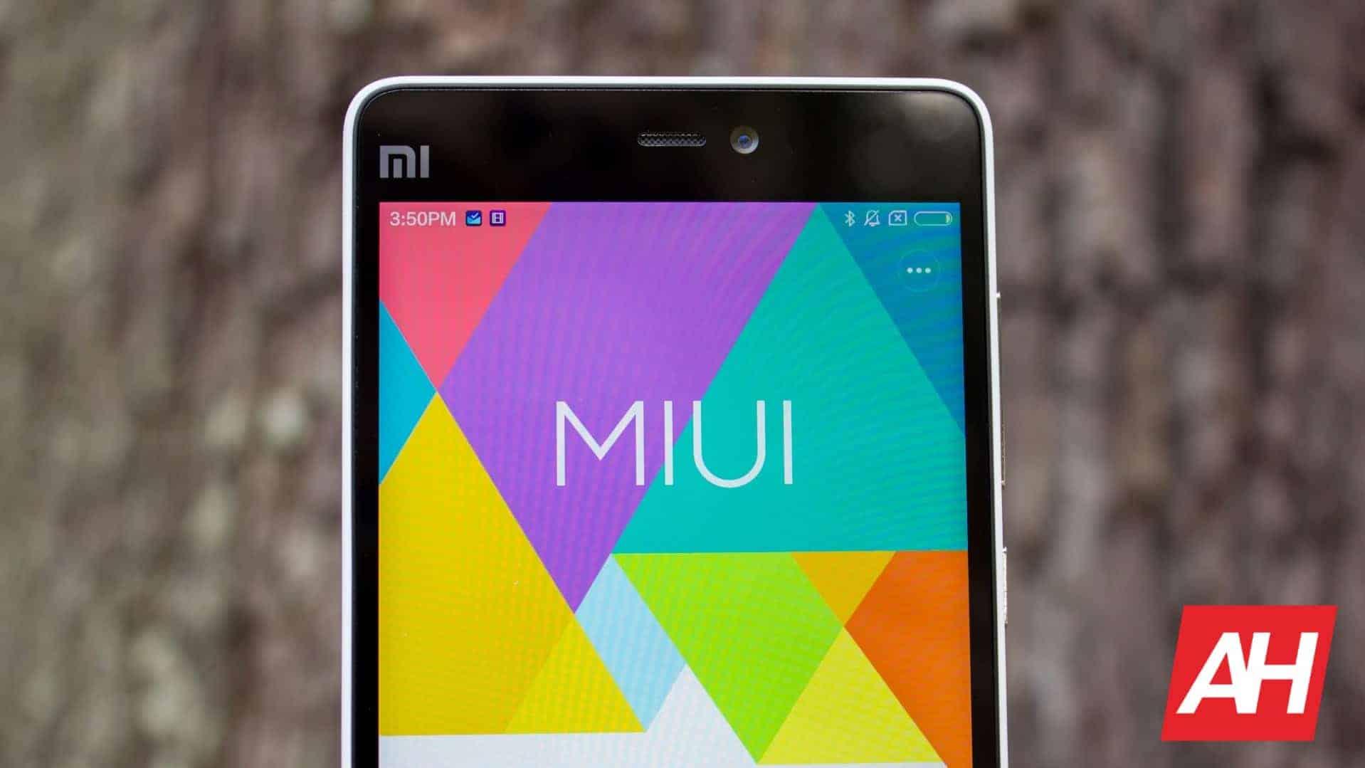 AH MIUI logo image 1