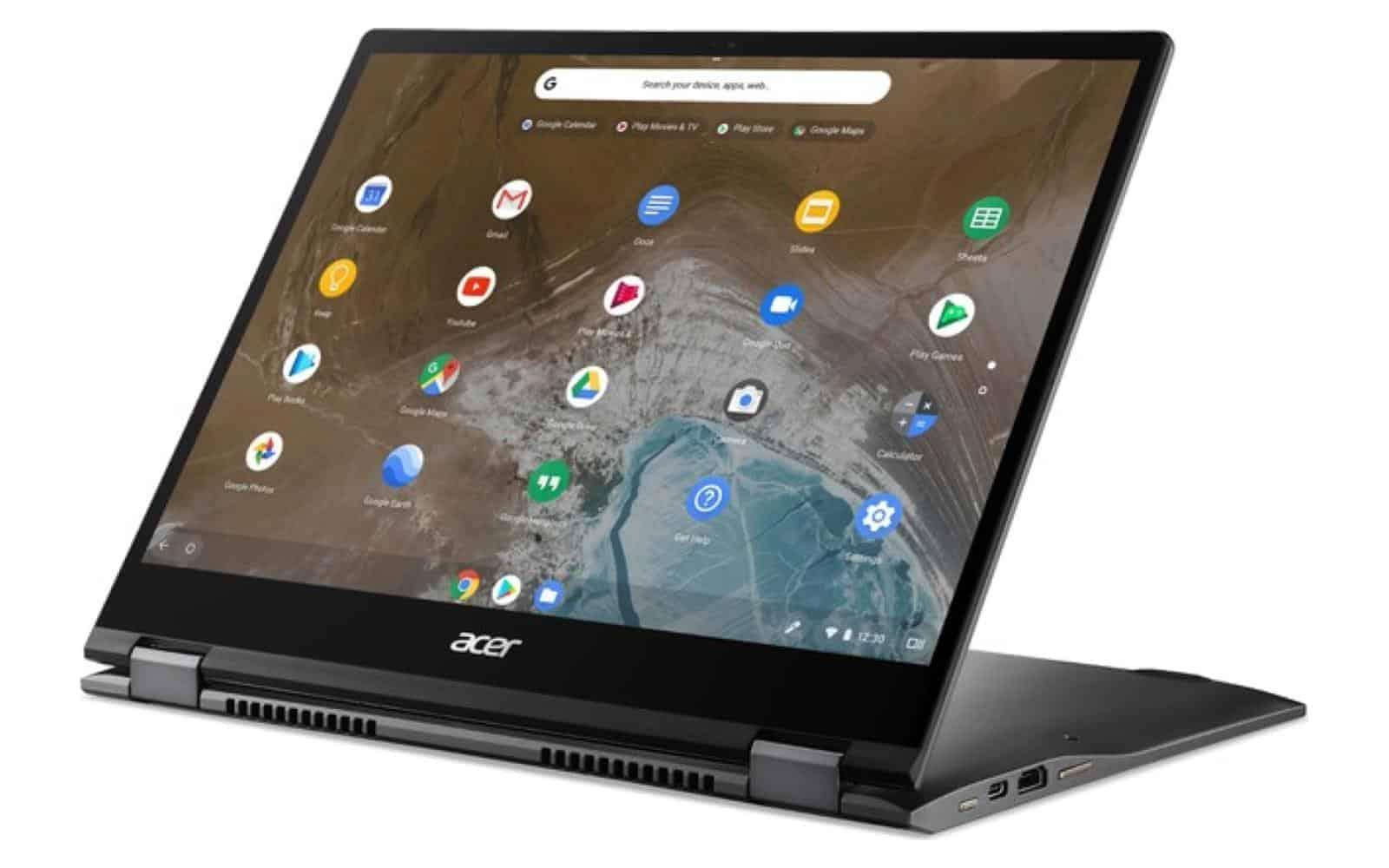 Acer Chromebook Spin 13 gen 2 02