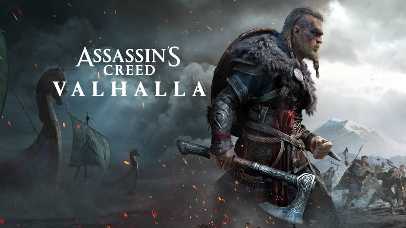 Watch Assassin's Creed Valhalla's First Trailer