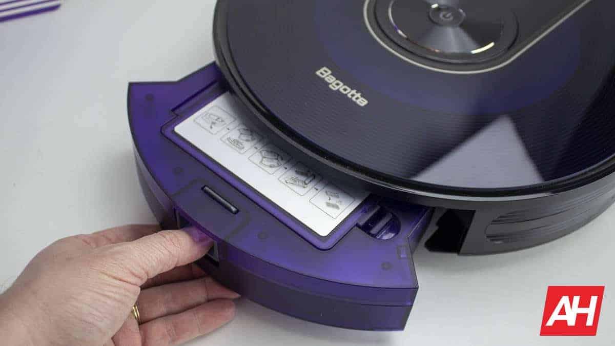 Bagotte BG800 robot vacuum 03