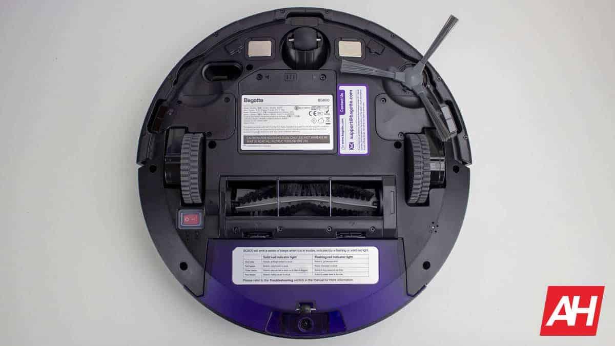 Bagotte BG800 robot vacuum 05