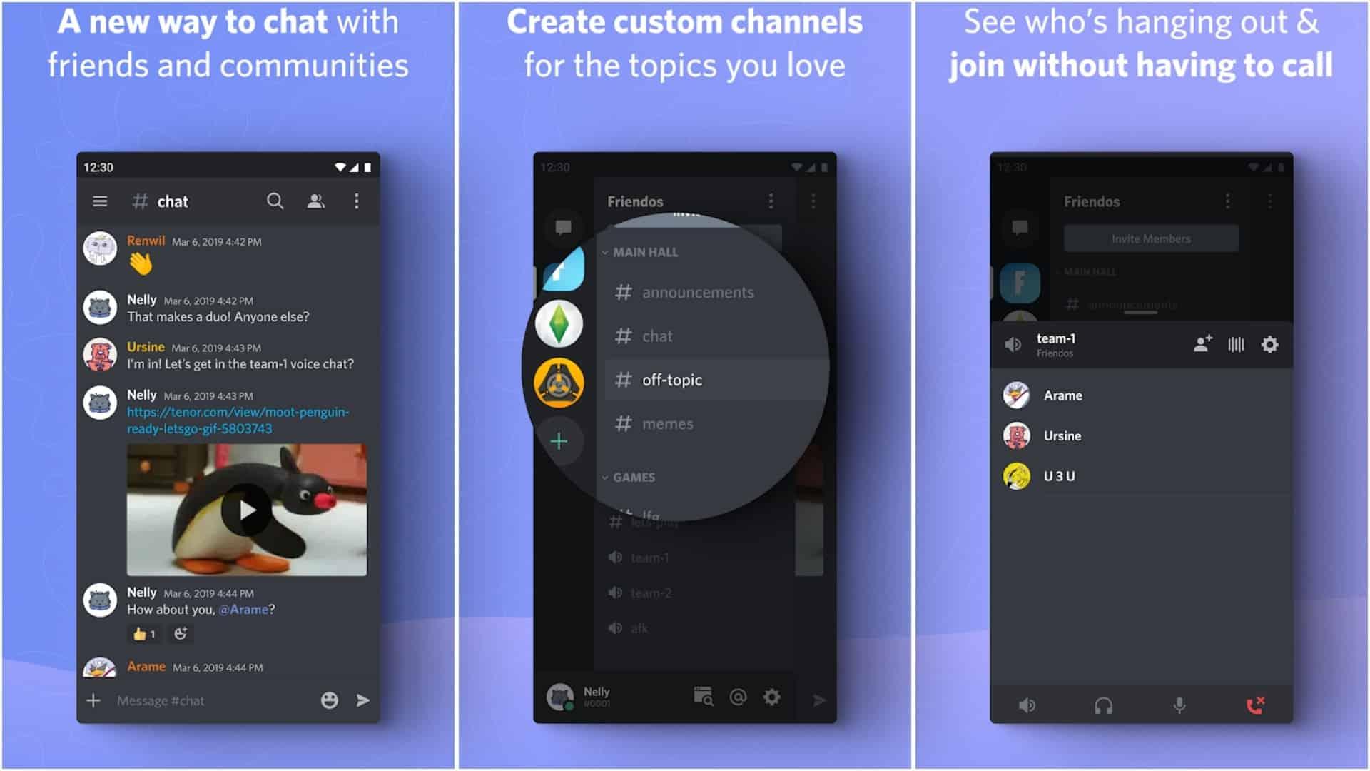 Discord app image April 2020