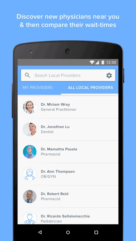 DocClocker app image 1
