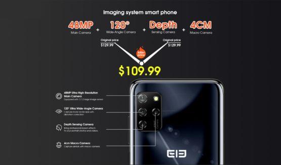 Elephone E10 discount