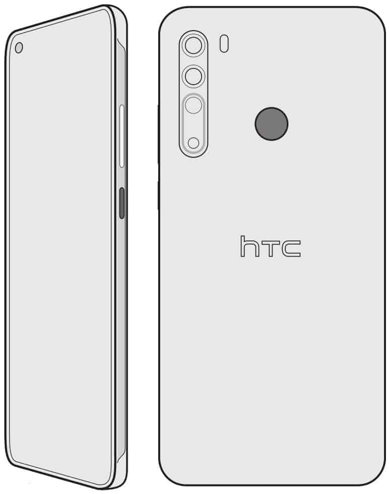 HTC Desire 20 Pro leak 1