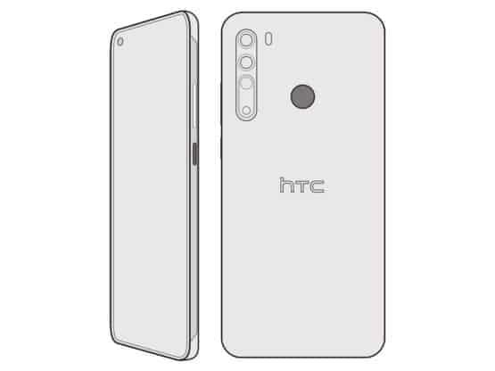 HTC Desire 20 Pro leak featured