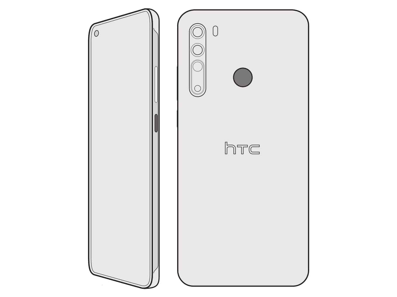 HTC Launches Date for New Smartphone Estimated to be Desire 20 Pro