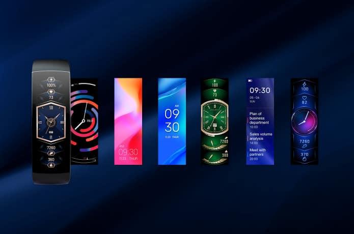 Huami Amazfit X smartwatch image 2