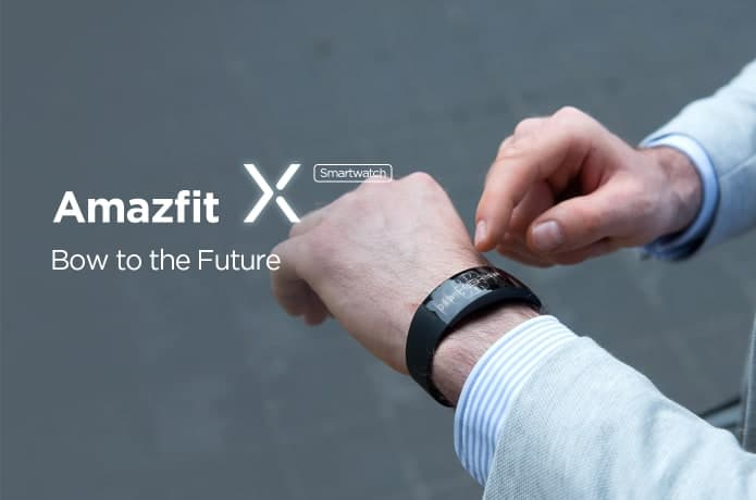 Huami Amazfit X smartwatch image 9