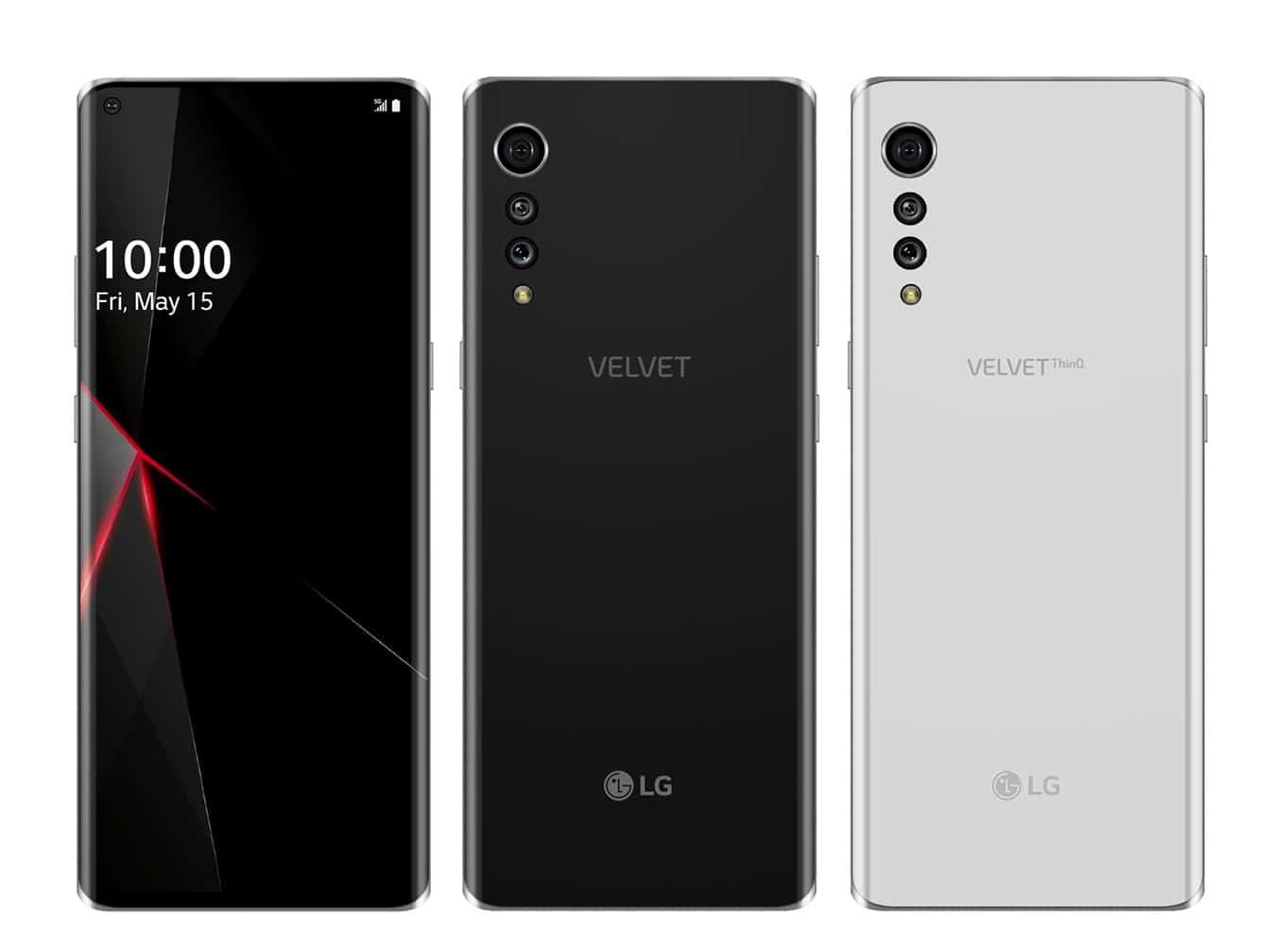 LG Velvet concept image 3