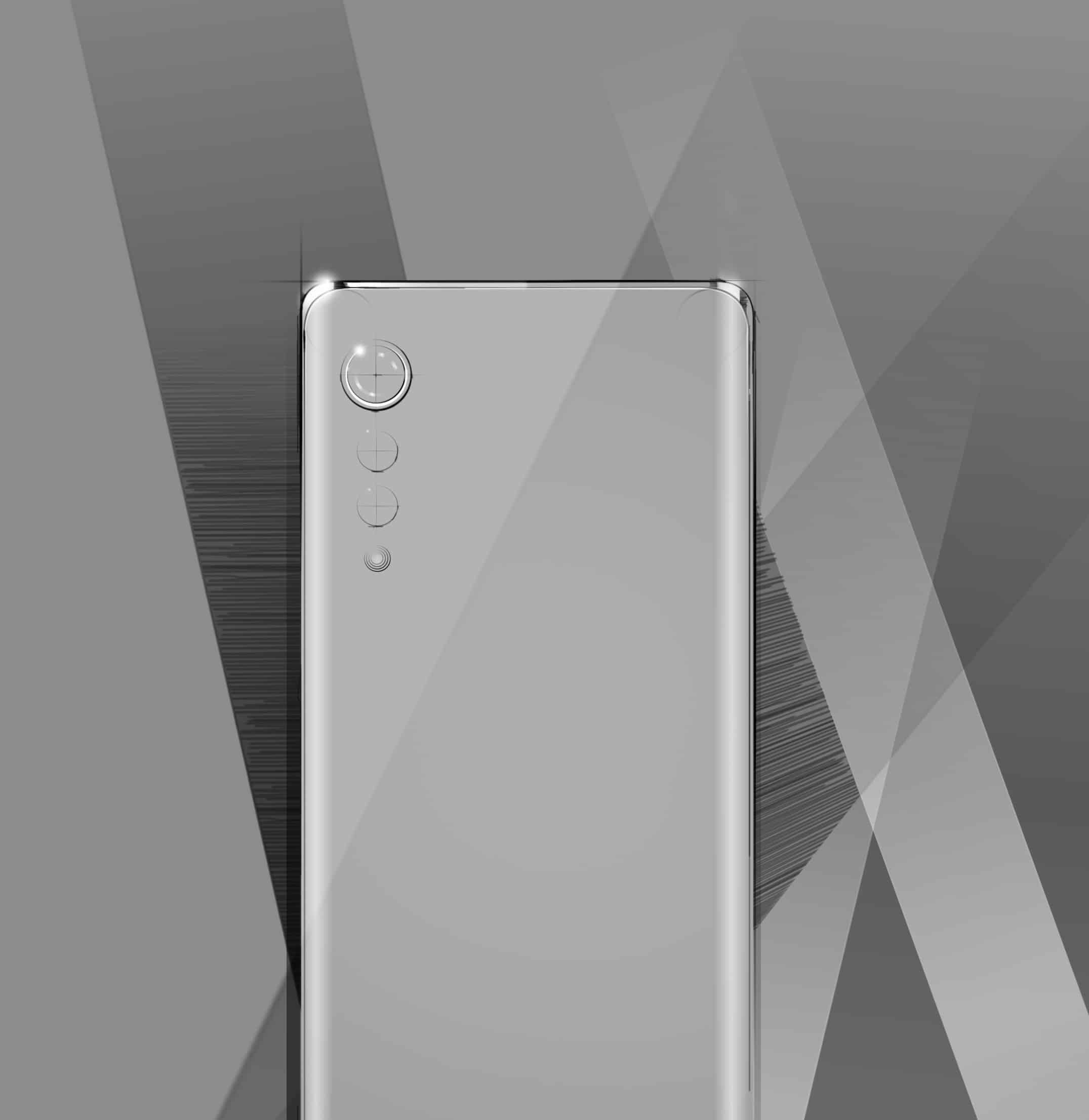 LG new smartphone design language April 2020 image 2