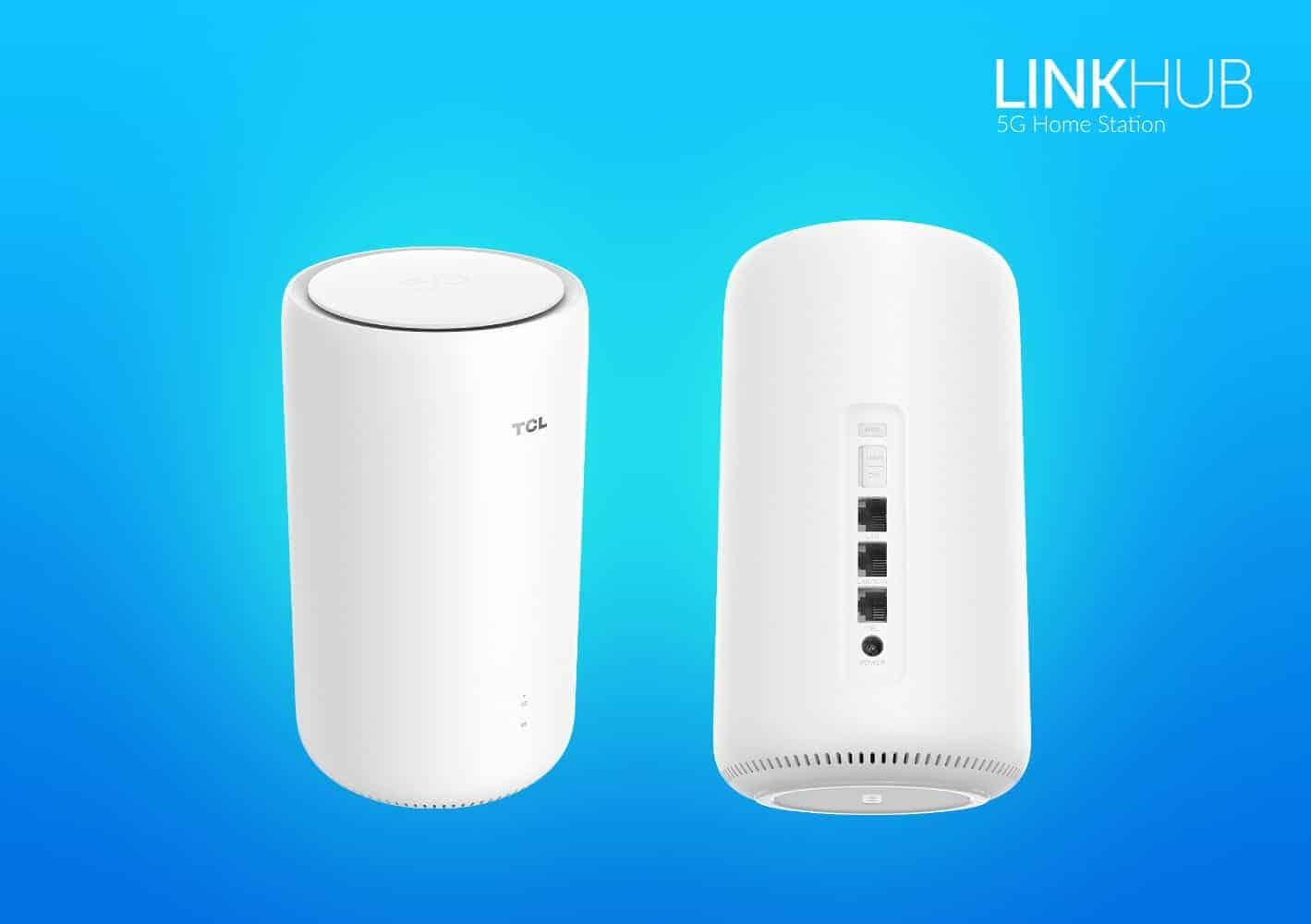 LinkHub 5G CPE HH500 01 wte