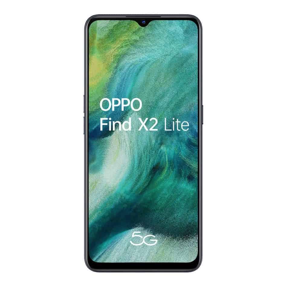 OPPO Find X2 Lite render leak 9