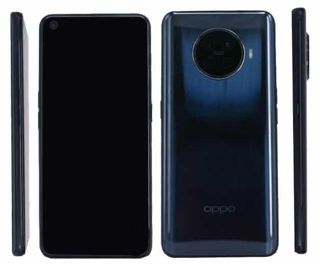 OPPO Reno Ace2 5G leak image 2