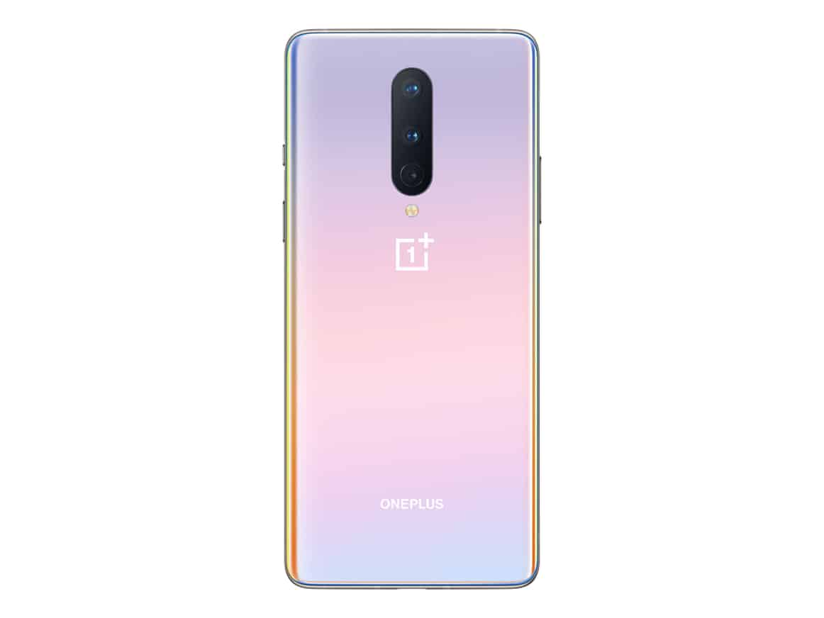 OnePlus 8 Interstellar Glow new design leak 3