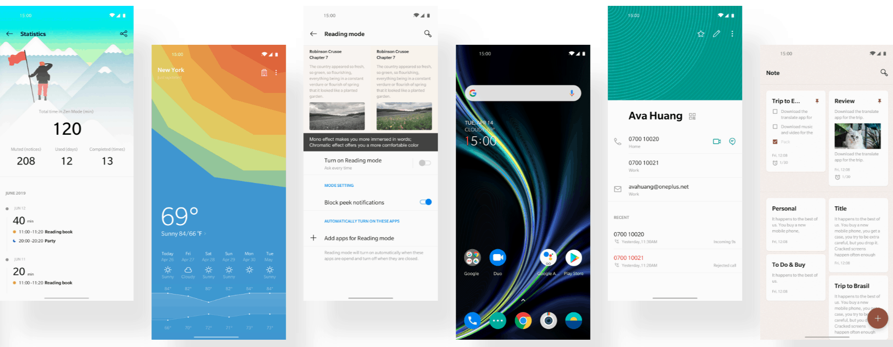 OnePlus 8 OxygenOS features 4